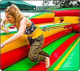 Bouncy Castles & Inflatables